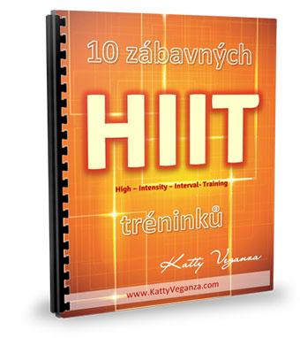 E-book 10 zábavných HIIT tréninků